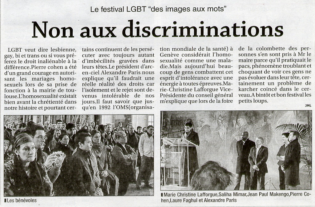 Article Sur Le Festival Petit Journal Festival De Films